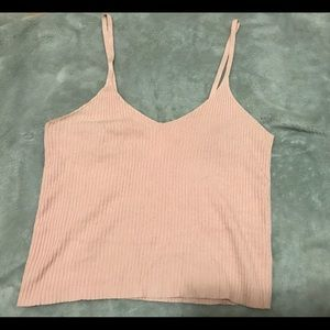 Crop Top with Side detail